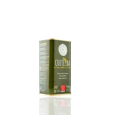 CULTERRA EVOO 500ml Metal Can
